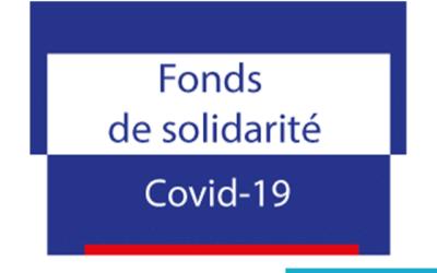 Fonds de solidarité : le formulaire pour le mois de novembre a été mis en ligne